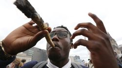 Calgary's New Ban On Smoking Weed In Public Is Racially