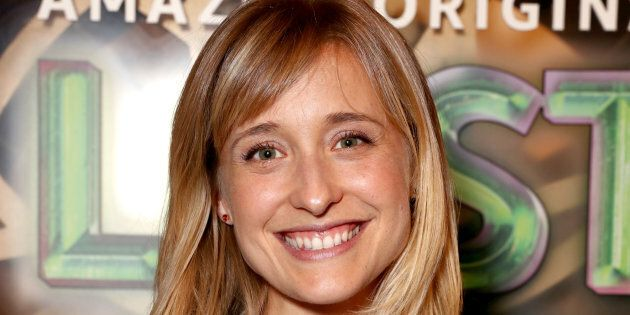 Allison Mack attends Amazon Studios' premiere for 'Lost In Oz' at NeueHouse Los Angeles on Aug. 1, 2017 in Hollywood, Calif.
