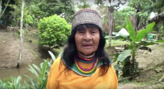 Olivia Arevalo, an 81-year-old traditional healer of the Shipibo-Conibo tribe, died of gunshot wounds...