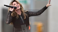 Shania Twain Says She Would Have Voted Trump, Then Walks It Right