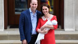 The 1st Photos Of The 3rd Royal Baby Are