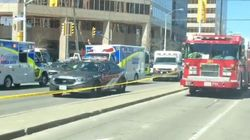 'People Strewn All Over The Road:' Toronto Van Collision