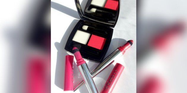 Lip powder is lipstick in a powder form, offering a different finish and feel than classic creams, liquids...