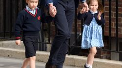 People Love Princess Charlotte's Blue Dress So Much, It's Sold