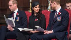 Prince William Nodding Off During Anzac Day Service Is Every New