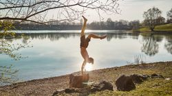 5 Workouts To Take Out Of The Gym And Into Nature This