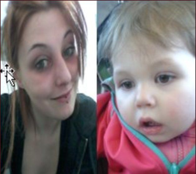Audrey Gagnon Charged With Murder In 2-Year-Old Daughter's