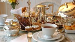 How To Throw An English Tea Party To Celebrate The Royal