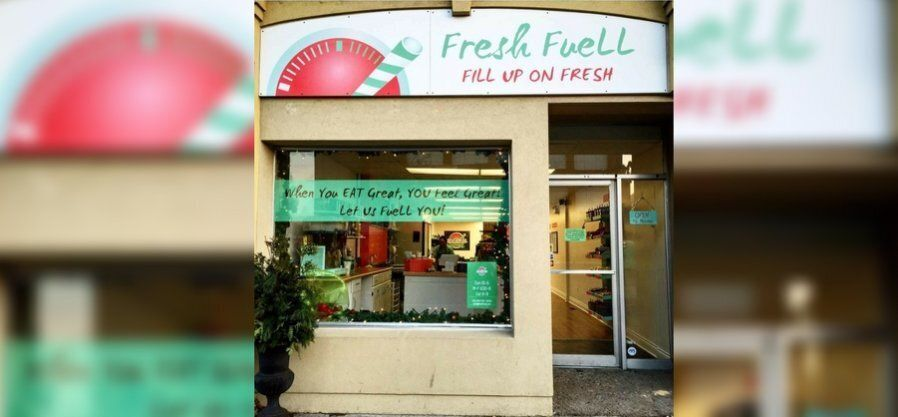 Luis and Leanna Segura run Fresh Fuell restaurant in Lindsay,