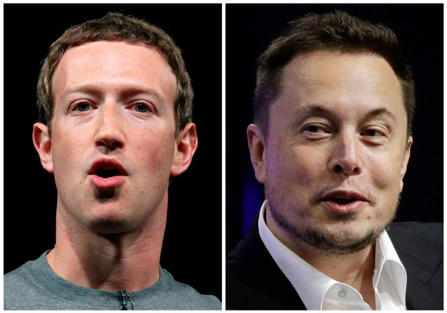 Facebook CEO Mark Zuckerberg and Tesla and SpaceX CEO Elon Musk are proponents of basic
