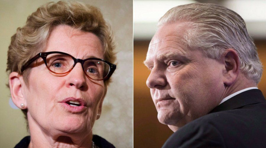 Ontario Premier Kathleen Wynne introduced the basic income project, and a spokesperson for Conservative...