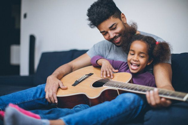 Parents Can Gain A Lot By Sharing Their Love Of Music With Their