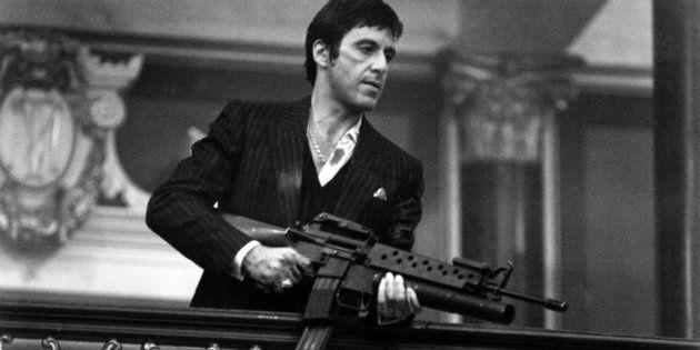 Actor Al Pacino stars