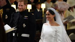 Meghan Markle's Givenchy Wedding Dress Is Stunningly