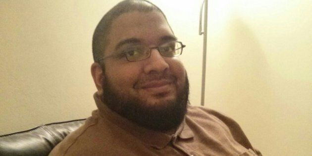 Uthman Khan gained weight from stress and anxiety, he said.