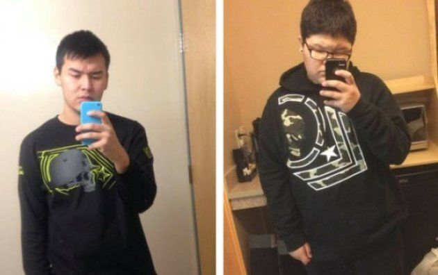 Brothers Dayne and Drayden Fontaine were both killed in a shooting in La Loche, Sask. in January