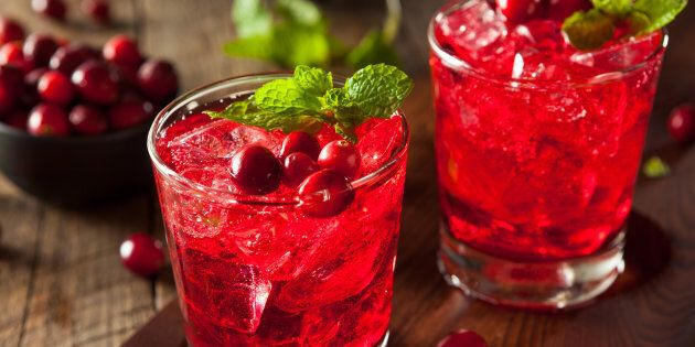 Drinking Cranberry Juice Doesn't Help Relieve Urinary Infection Symptoms, Say New U.K. Health Draft