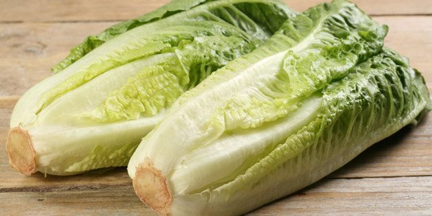 Two Canadians reported travelling to the U.S. before getting sick and eating romaine lettuce while they...