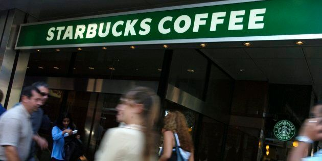 Hidden Camera Found In Toronto Starbucks Bathroom: Police