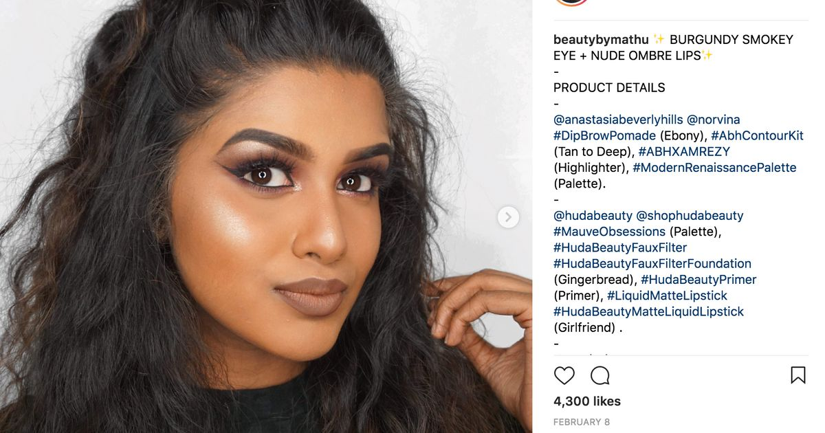 364fa4c13afa7 The Best Eye Makeup Products For Brown Skin Tones
