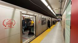 Don't Be 'Shellfish', Keep Crabs Off Subway Seats: Toronto