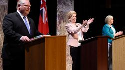 Ford Targets Horwath In Debate As Polls Show Momentum For Ontario