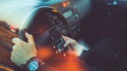 You Could Be Held Liable If The Driver You're Texting Has An Accident: