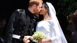Meghan Markle And Prince Harry's Kiss Makes Us Believe In Love