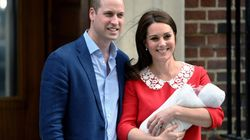 Canada's Gift To Prince Louis Supports Kate And Will's Charitable