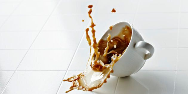 We're All Guilty Of Pushing Coffee To The Tipping