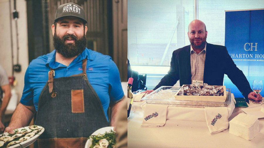 Max Daigle and Allain Savoie represent a new generation of shellfish processing entrepreneurs at La Maison