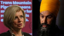 Notley Rejects Singh's 'Fundamentally' Wrong Stance On Trans