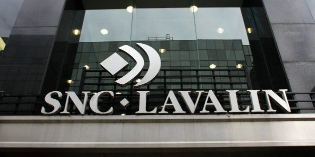 The SNC-Lavalin offices on Sherbrooke Street in Montreal, Que., Nov. 11, 2015. A former executive of...