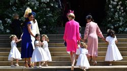 George, Charlotte And The Mulroney Kids Steal The Royal Wedding