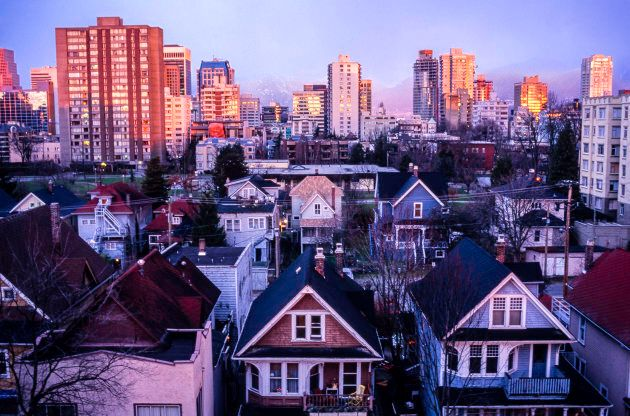No, Vancouver Doesn't Have An Insanely Low Property