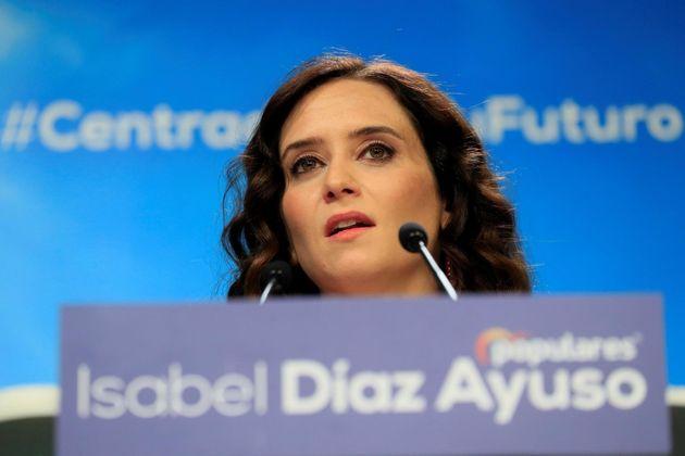 El pataleo de Díaz Ayuso contra los periodistas por cuestionar