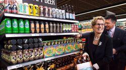 Wynne Blasts Ford's 'Reckless' Plan For Beer, Wine In Corner