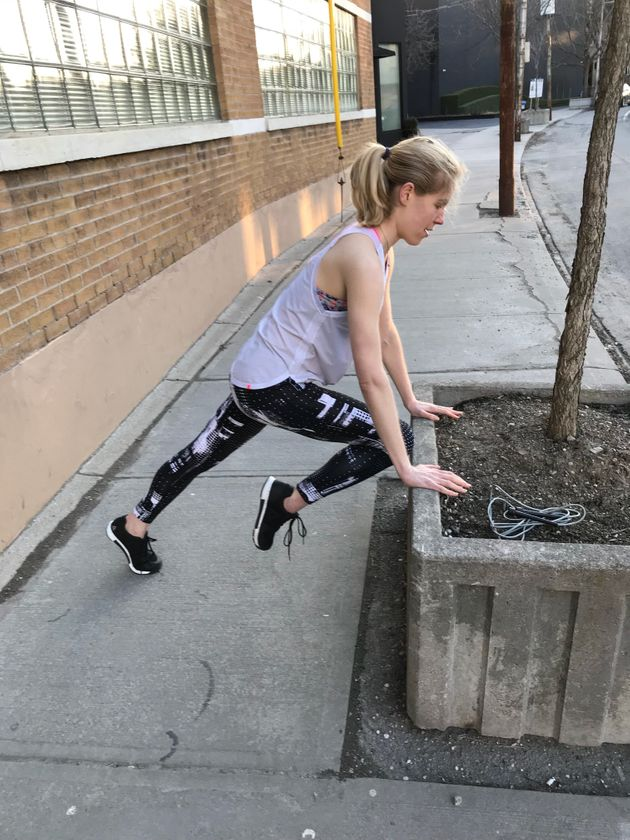 Here's How To Take Your Workout Outside This