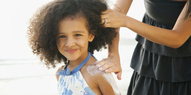 The Worst Sunscreens Of 2018 For Kids Have Inaccurate SPF Labels: