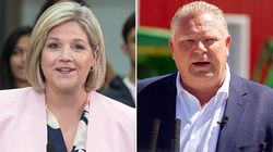 Horwath Laughs Off Ford's Criticism Over Cabinet 'Training'