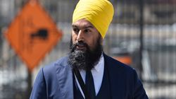 Singh Mulling Run In B.C., But Says That's Not What's Behind Pipeline
