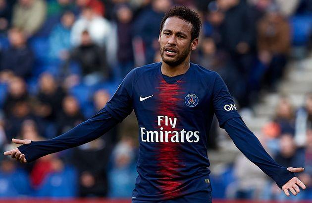 Neymar manquera les derniers matchs du PSG à domicile cette
