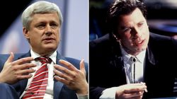Harper 'Pulp Fiction' Dispute Led To Tories' Ethnic Vote Strategy: