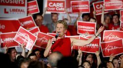 Kathleen Wynne Says She's 'Absolutely Not' Giving Up, Despite