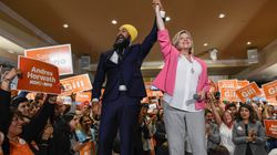 Jagmeet Singh Is Probably Wishing He Was Back In Ontario