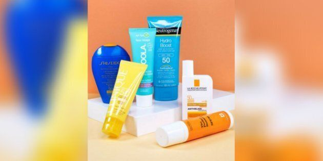 The Best Face Sunscreens You Can Find In