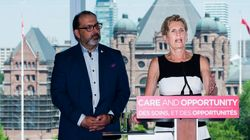 Wynne Doubles Down On Tough Talk With