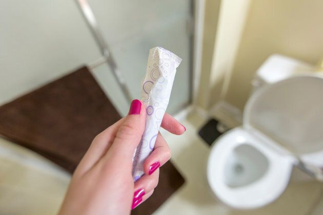 One-Third Of Canadian Women Under 25 Have Struggled To Afford Menstrual Products: