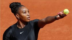 Serena Williams' Black Catsuit Is For 'All The Moms Out