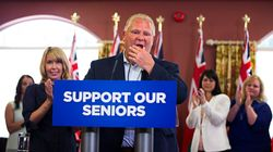 Ontario Tories Won't Say How They'll Pay For Promises After